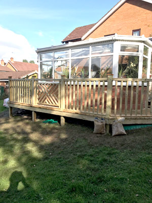 Decking Installers Fitters