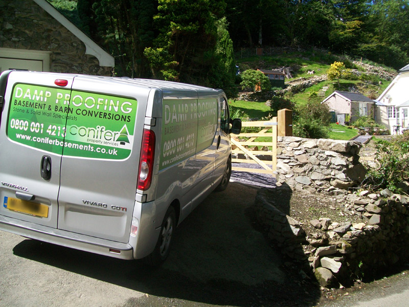 Damp Proofing?