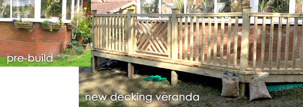 Timber Decking Shropshire